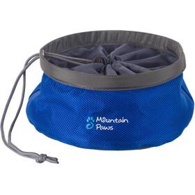 Mountain Paws Voerzak huisdier accessoire S vouwbaar blauw